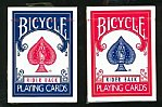 Bicycle Poker Rider Back Deck #807