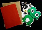 Magi Cow and Frog (Small)